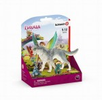 SCHLEICH Bayala Movie Lykos , Nugur& Piuh 70710