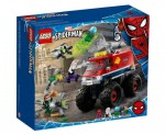 LEGO Super Heroes Monster Truck Spider-Mana kontra Mysterio 76174