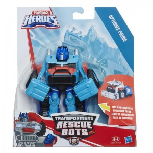 HASBRO Playskool Heroes:Transformers Rescue Bots Academy: Optimus Prime  A7024/C3325