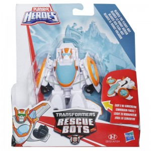 HASBRO Playskool Heroes-Transformers Rescue Bots Academy A7024/E0151