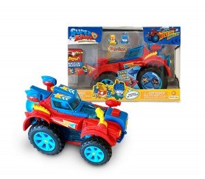 MAGIC BOX Super Zings Monster Roller Hero 5952912