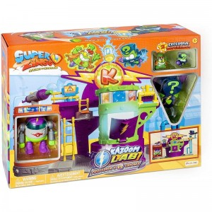 MAGIC BOX Super Zings Kazoom Lab 5952808