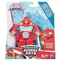 HASBRO layskool Heroes: Transformers- Rescue bot Heatwave the Fire-Bot A7024/E0149