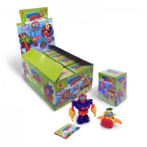 MAGIC BOX Super Zings Super bot seria 3 5952800