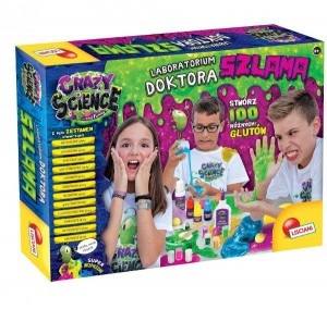 LISICIANI Crazy Science Laboratorium Doktora Szlama II 68685
