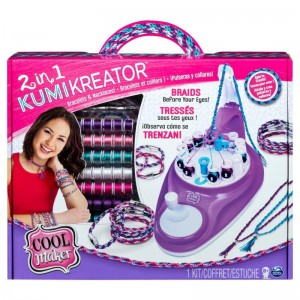 SPINMASTER Cool Maker Kumi Kreator 2 w1 6053898