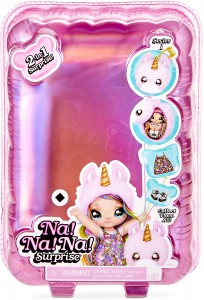 MGA  Na! Na! Na! Surprise Fashion Doll Plush Pom 564737/565987