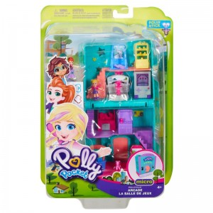 MATTEL Polly Pocket Sklepik Pollyville GGC29/GFP41
