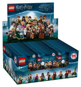 LEGO Minifigures -Harry Potter 2018 71022
