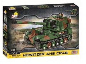 COBI Armed Forces AHS Crab 2611