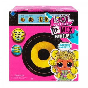 L.O.L. Remix Surprise Hair Flip z muzyką 566977/566977