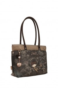ANEKKE Stars Torba Shopper Bag 31702-02-062UNC