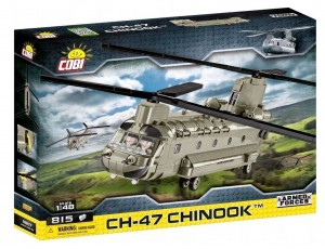 COBI Armed Forces CH-47 Chinook 5807