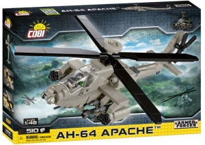 COBI Armed Forces AH-64 Apache 5808