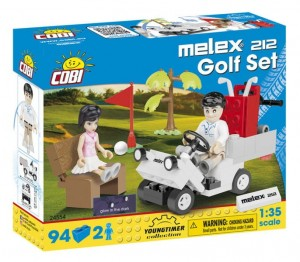 COBI Cars Melex 212 Golf 94kl. 24554