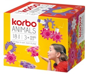 KORBO Animals 18el.