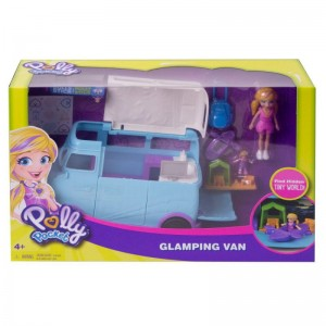 MATTEL Polly Pocket Biwakowy Kamper FTP74