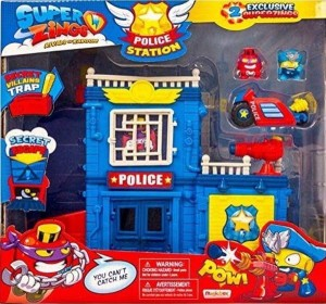 MAGIC BOX Super Zings Posterunek Policji  5952527