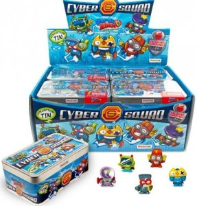 MAGIC BOX Super Zings Cyber Squad 5952521