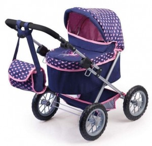 BAYER Dolls Pram Trendy 13052