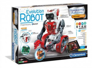CLEMENTONI Evolution Robot 60466