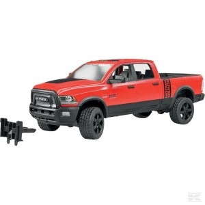 BRUDER  Ram Power Wagon 02500